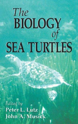 Biology of Sea Turtles, Vol. 1