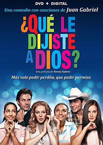 DVD : Que Le Dijiste A Dios? [DVD + Digital] [+Peso($33.00 c/100gr)] (US.AZ.9.77-0-B012O291UG.56650)