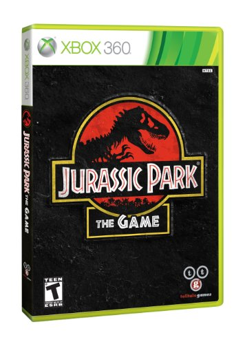 Jurassic Park - The Game - Xbox 360 (Lego Jurassic World Video Game compare prices)