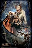 Poster The Hobbit - Desolation of Smaug Bows - reasonably priced poster, XXL wall poster, format 61 x 91.5 cm