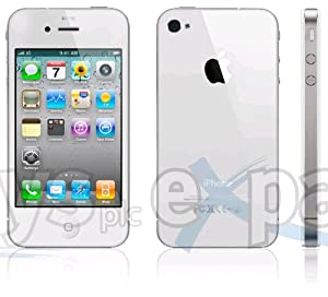iPhone 4 16GB weiß  Überprüfung und Beschreibung