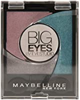Gemey Maybelline Fard à paupières Eyestudio Big Luminous - 03 Turquoise