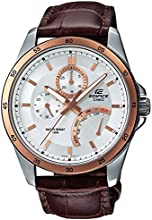 [カシオ]CASIO 腕時計 EDIFICE 国内メーカー保証1年付き EF-341LJ-7AJF メンズ