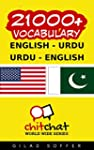 21000+ English - Urdu Urdu - English...