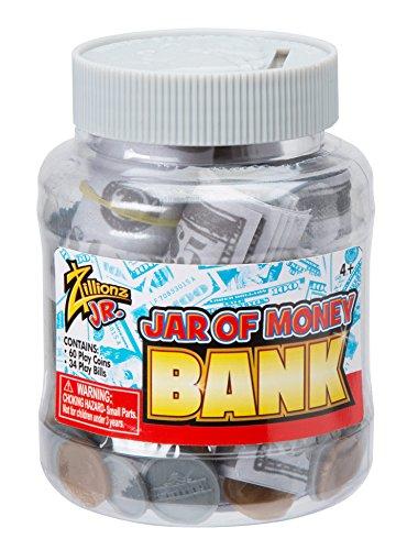 Zillionz Jr. Jar of Money - 1