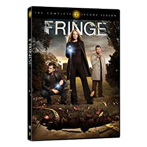 Fringe - Season 2 [ORIGINAL] [Import anglais]