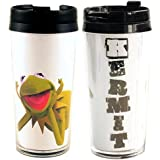 Muppet's Kermit The Frog 14 Ounce Travel Tumbler