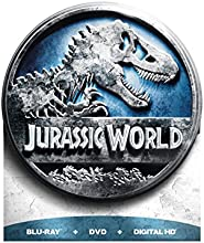 Jurassic World - Limited Edition Packaging (Blu-ray + DVD + Digital HD)