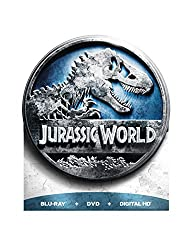 Jurassic World (Limited Edition) (Blu-ray + DVD + Digital HD)