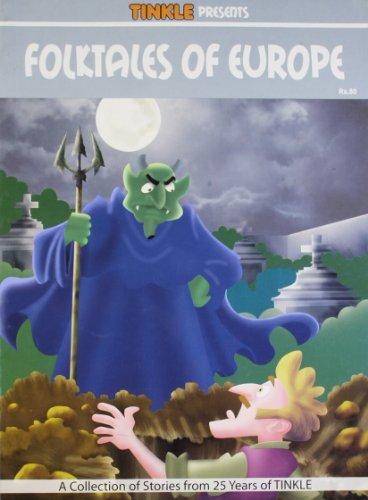 Folktales of Europe: European Folk Tales (Tinkle)