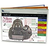 Blue Crane Digital inBrief Laminated Reference Card for Nikon D5100  (zBC541)