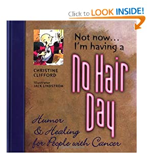 Not Now I'M Having A No Hair Day