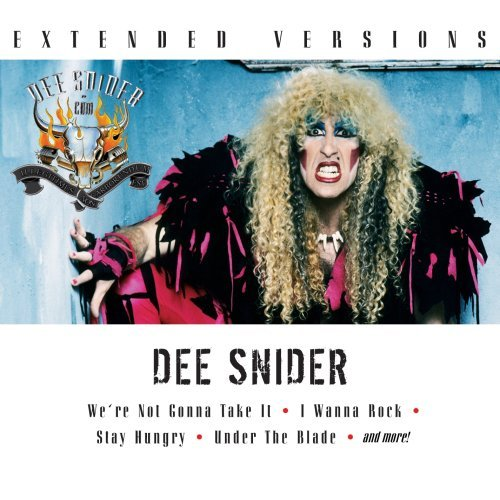 Extended Versions by Dee Snider (2008-05-27)