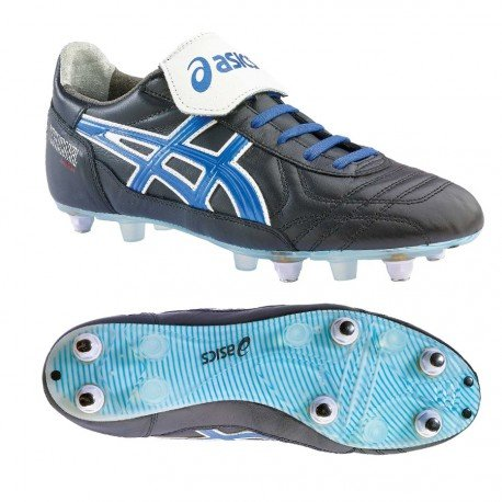 SCARPE DA CALCIO ASICS TESTIMONIAL LIGHT MX MISTA SOCCER SHOES COD. SLX009.90GD (42.5)