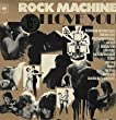 ROCK MACHINE I LOVE YOU VINYL LP 1968[CBS SPR26] FEAT BLOOD SEWAT AND TEARS/LAURA NYRO/MIKE BLOOMFIELD/THE BYRDS/DINO VALENTE MORE