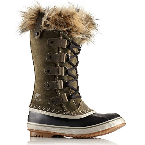 Sorel Women's Joan of Arctic Boots, Nori, 7 B(M) US