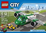 LEGO-City-Airport-60101-Airport-Cargo-Plane-Building-Kit-157-Piece