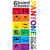 Pantone: Box of Color: 6 Mini Board Books!