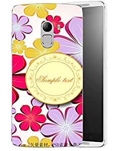 Digione designer Back Replacement Texture Plastic Cover Panel Battery Cover Snap on Case Cover for Lenovo Vibe K4 Note ID:K855