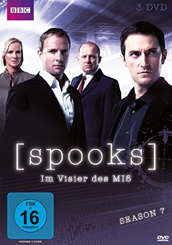 Spooks - Im Visier des MI5, Season 7 [3 DVDs]
