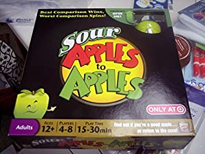 Apples to Apples Sour Edition