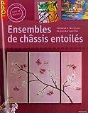 echange, troc Brigitte Pohle, Alice Rögele, Silke Windjager - Ensemble des châssis entoilés : Tableaux à l'acrylique en plusieurs parties
