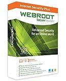 Webroot SecureAnywhere Internet Security Plus 3 Device (PC/Mac)