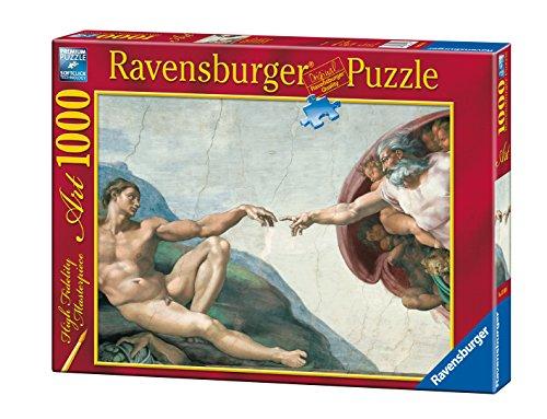 Ravensburger Michelang the Creation Jigsaw Puzzle
