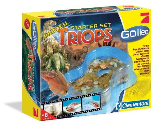 Galileo: Original Triops Starter Set (Experimentierkasten)