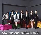AAA 10th ANNIVERSARY BEST(ALBUM2枚組)