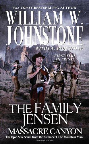 Massacre Canyon (Family Jensen) PDF