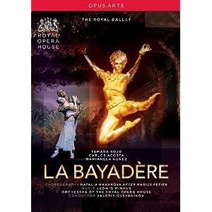 Minkus: La Bayadere