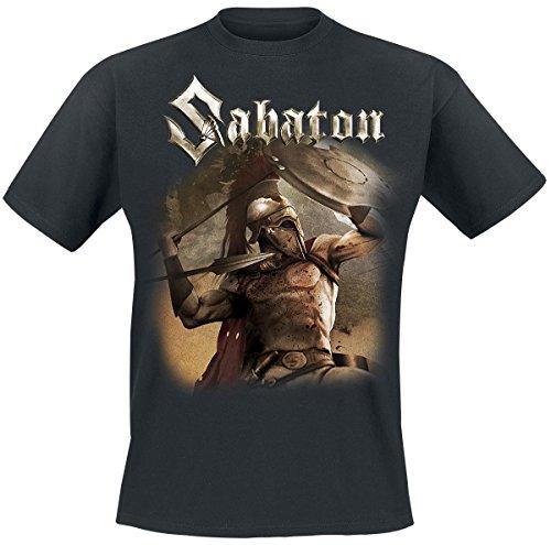 Sabaton Sparta T-Shirt nero M