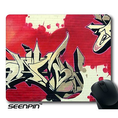 seenpin personalisierte mousepads roten wandgestaltung. Black Bedroom Furniture Sets. Home Design Ideas