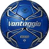 molten(モルテン) サッカーボール ヴァンタッジオ3000  4号 メタリックブルー×ブルー F4V3000-BB