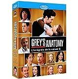 Grey's Anatomy, saison 5 [Blu-ray] [Import belge]