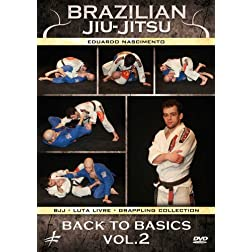 Brazilian Jiu-Jitsu - Back To Basics Vol. 2