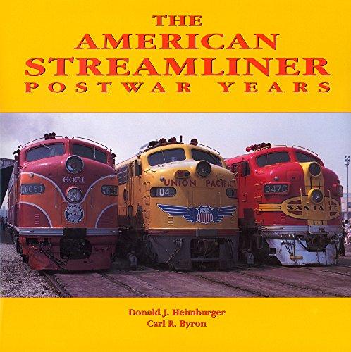 American Streamliner: Post-War Years