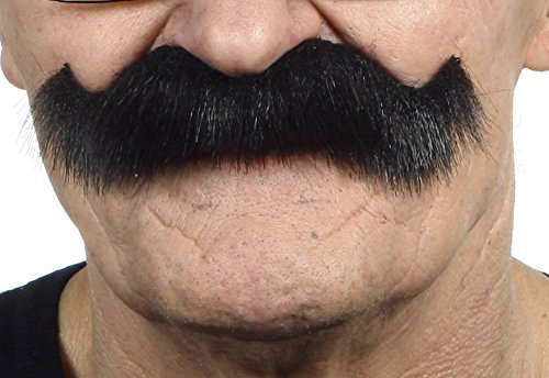 Superdad moustaches 2pcs.
