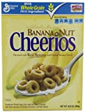 Banana Nut Cheerios Cereal, 10.9 Ounce (Pack of 4)