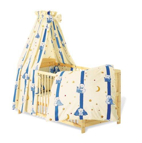 pinolino set f r kinderbett eisb r preisvergleich kinderbettset g nstig kaufen bei. Black Bedroom Furniture Sets. Home Design Ideas