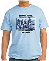 CafePress America's Original Homeland Security Ash Grey T- Light T-Shirt