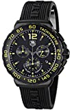 TAG Heuer Men's CAU111E.FT6024 Formula 1 Quartz Watch with Black Rubber Band