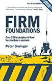 Firm Foundations: Over 200 Examples of how to structure a sermon (1845507282) by Grainger, Peter