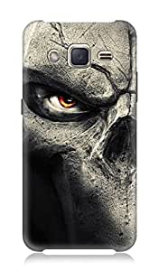 Samsung Galaxy J2(2016) 3Dimensional High Quality Designer Back Cover by 7C