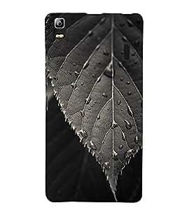 LEAF PATTERN Designer Back Case Cover for Lenovo A7000
