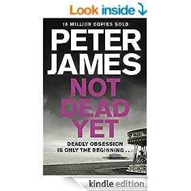 Not Dead Yet (Roy Grace Book 8)