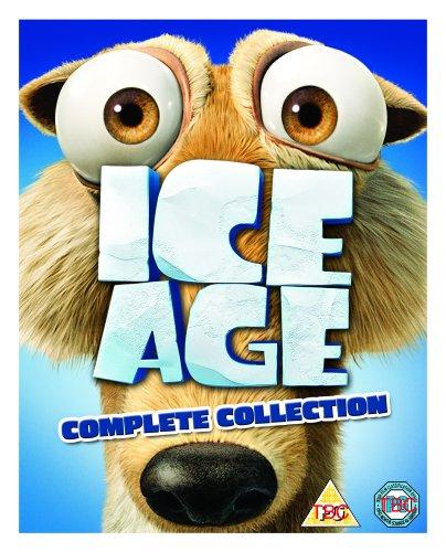 Ice Age 1-3 [DVD]