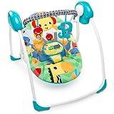 Bright Starts Safari Smiles Portable Swing