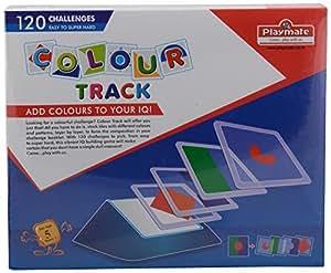 Playmate Colour Track I Q Game